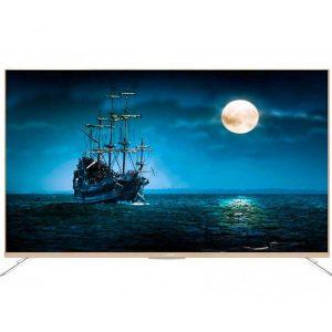 تلويزيون ال اي دي هوشمند ايکس ويژن مدل 49XLU825 سايز 49 اينچ