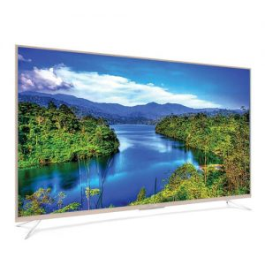 تلويزيون ال اي دي هوشمند ايکس ويژن مدل 55 xtu815 سايز 55 اينچ