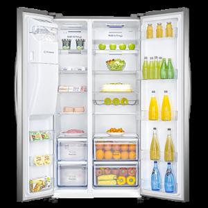 X.Vision Refrigerator & Freezer یخچال فریزر ساید بای ساید ایکس ویژن XHR-910S