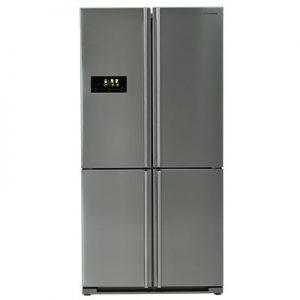 یخچال فریزر چهار درب ایکس ویژن XVR-491